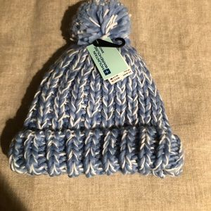 Brand new knitted toddlers beanies